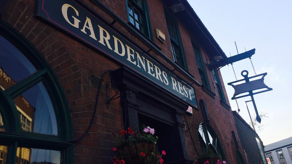 Gardeners Rest pub in Sheffield
